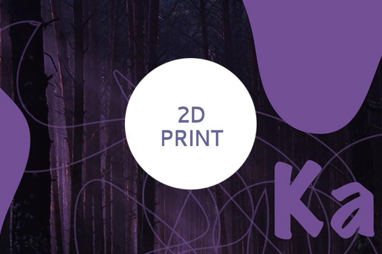 2D Print-eye-tie